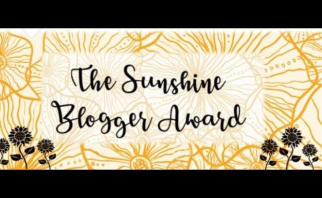 Sunshine Blogger Award SecondNomination