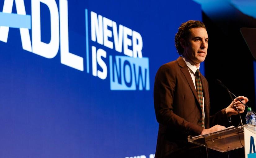 Sacha Baron Cohen: Never IsNow
